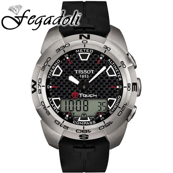 Orologio Tissot T-Touch II T0134204720100