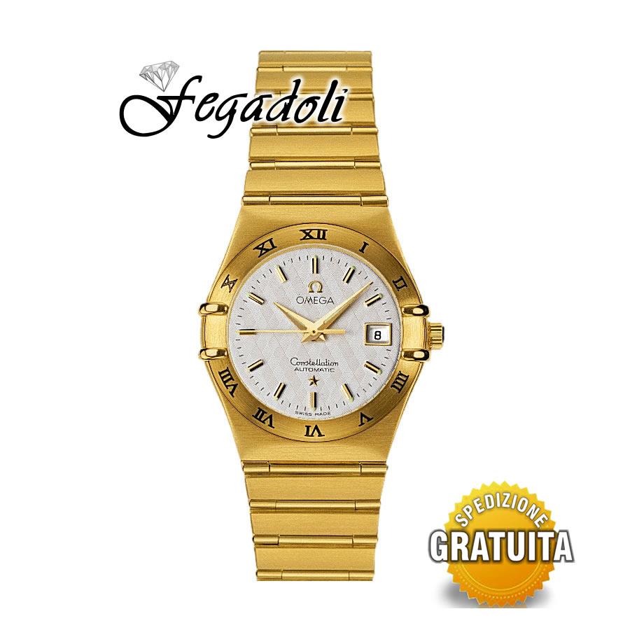 Omega Costellation Oro Donna 11923000