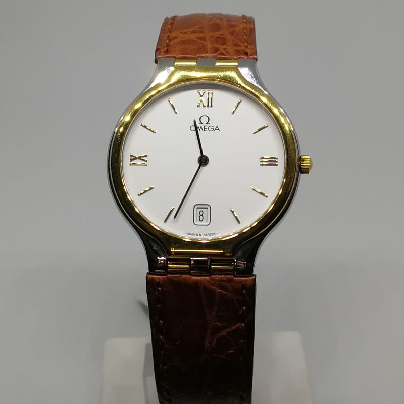 Orologio Omega De Ville Acciaio E Oro Ref. DA396.101