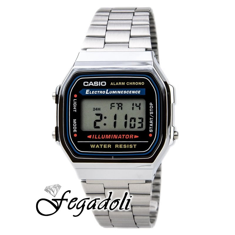 Orologio Casio Collection Illuminator Acciaio