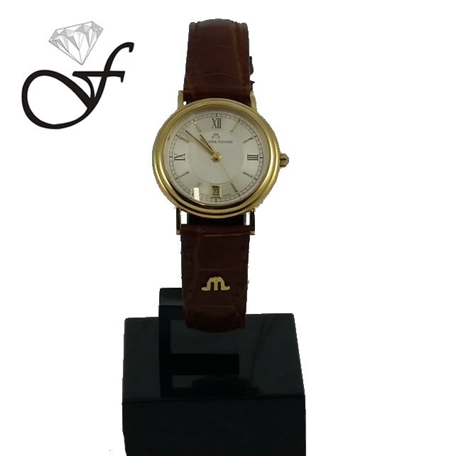 Orologio Maurice Lacroix Oro 18 Kt Donna