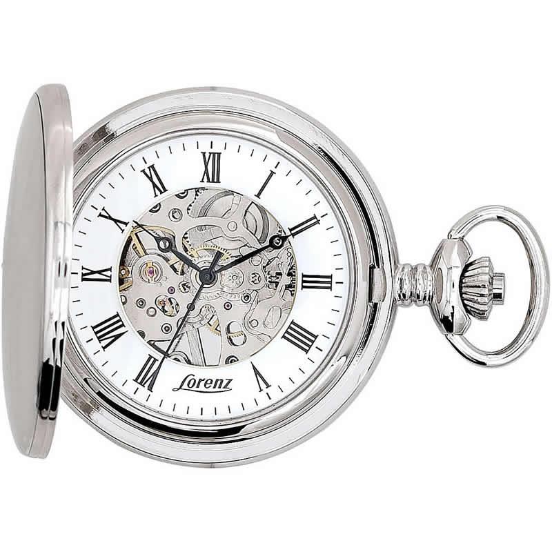 Orologio Da Tasca Lorenz Meccanico 030217AA