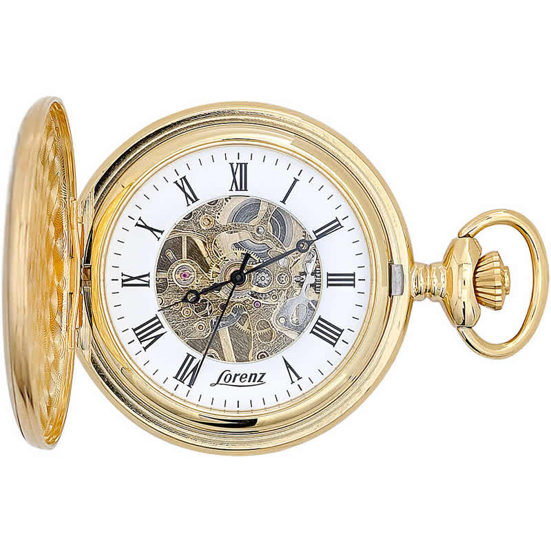 Orologio Da Tasca Lorenz Meccanico 030217BB
