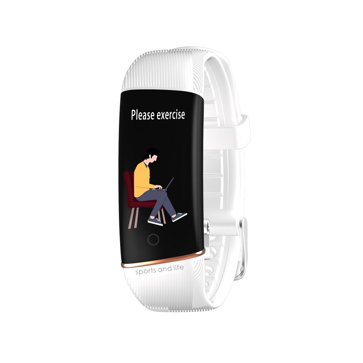 Orologio Smarty SW006B White