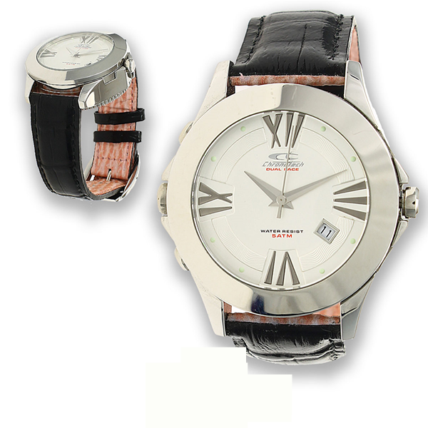 Orologio Chronotech Dual Face CT7636L/06